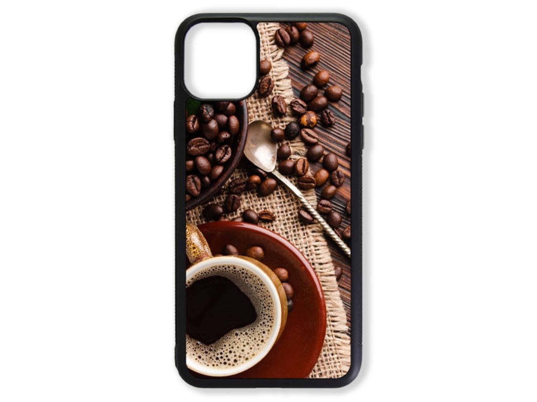 Чехол для Iphone 11 Кофе