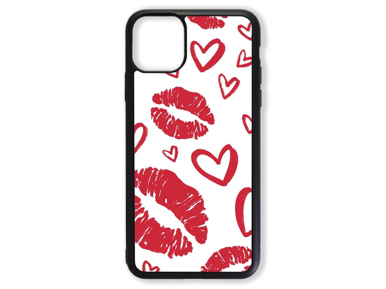Чехол для Iphone 11 Поцелуи