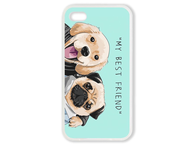 Чехол для Iphone 4S Лучшие друзья