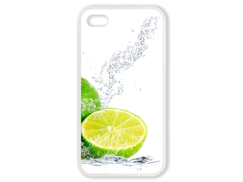 Чехол для Iphone 4S Лайм