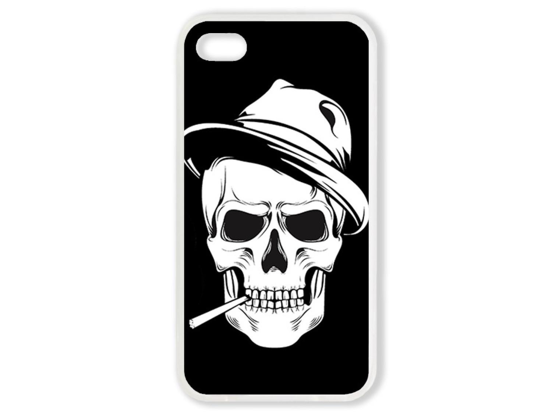 Чехол для Iphone 4S Череп