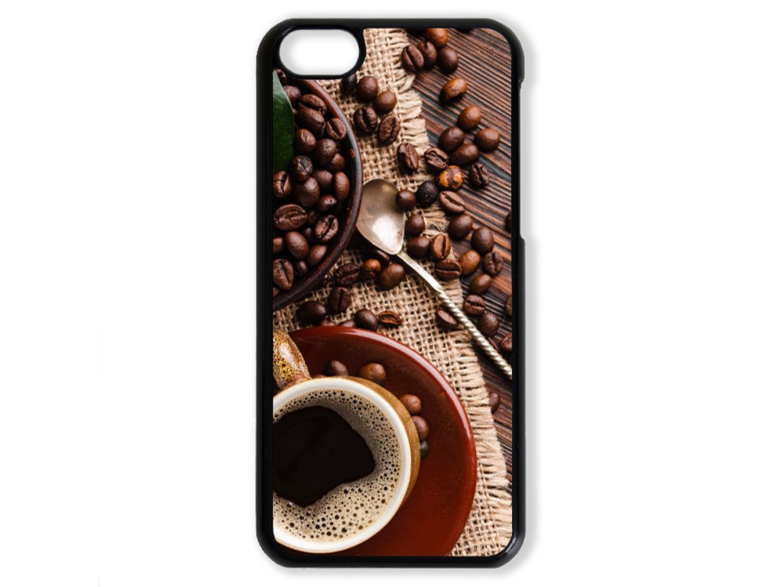 Чехол для Iphone 5C Кофе