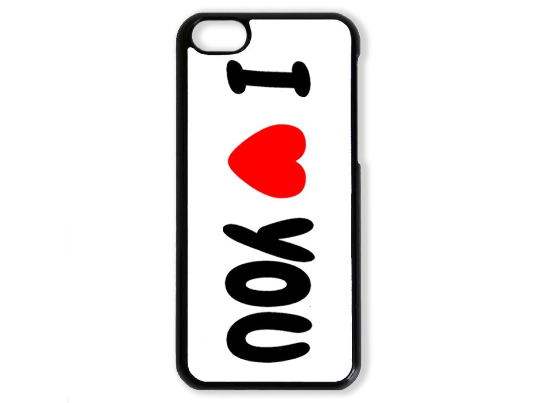 Чехол для Iphone 5C Я люблю тебя