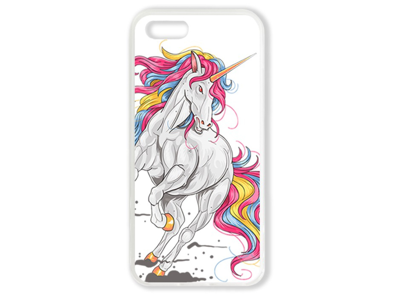 Чехол для Iphone 5 Единорог