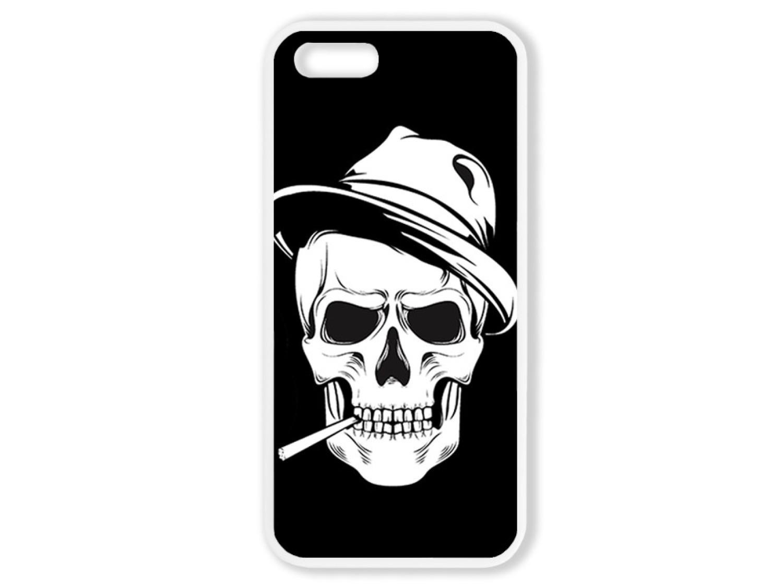 Чехол для Iphone 5S Череп