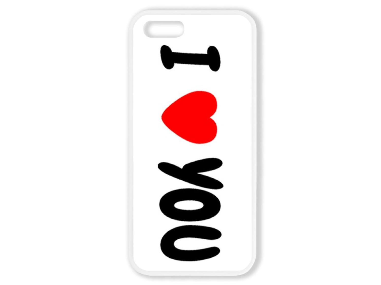 Чехол для Iphone 5S Я люблю тебя