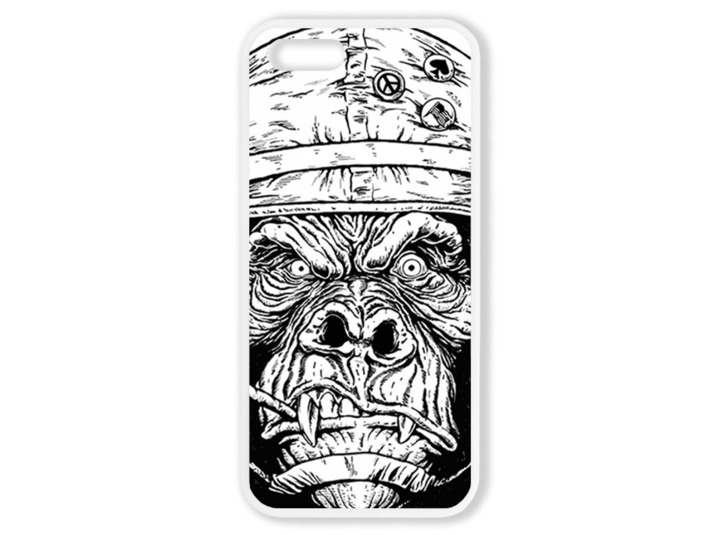 Чехол для Iphone 5S Обезьяна