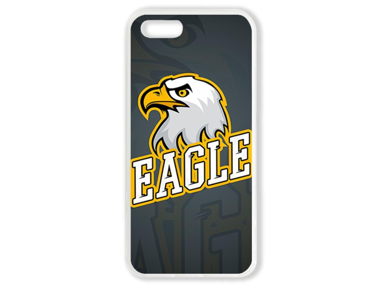 Чехол для Iphone 5 Орёл