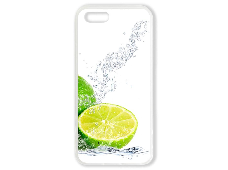 Чехол для Iphone 5 Лайм