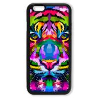 Чехол для Iphone 6 Тигр цветной