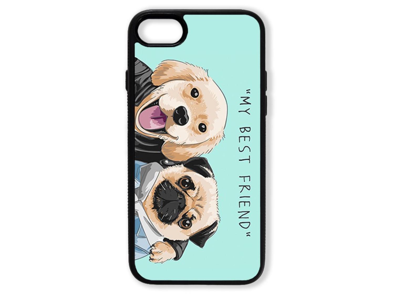 Чехол для Iphone 8 Лучшие друзья