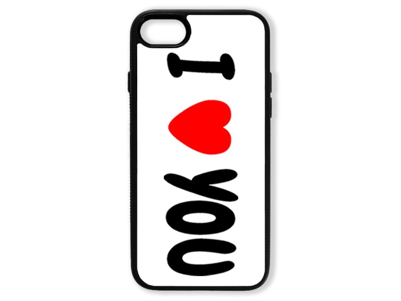 Чехол для Iphone 7 Я люблю тебя