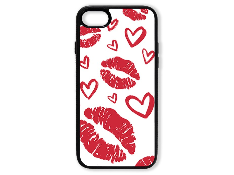 Чехол для Iphone 8 Поцелуи