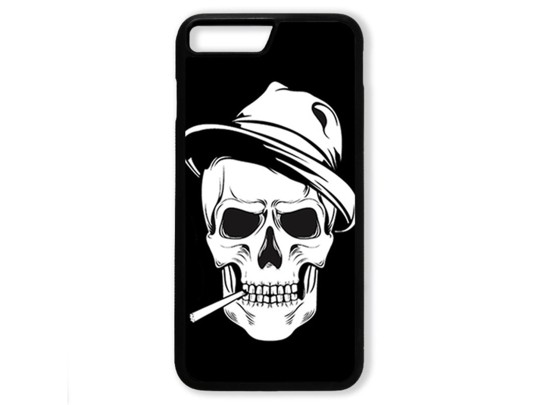 Чехол для Iphone 7+ Череп