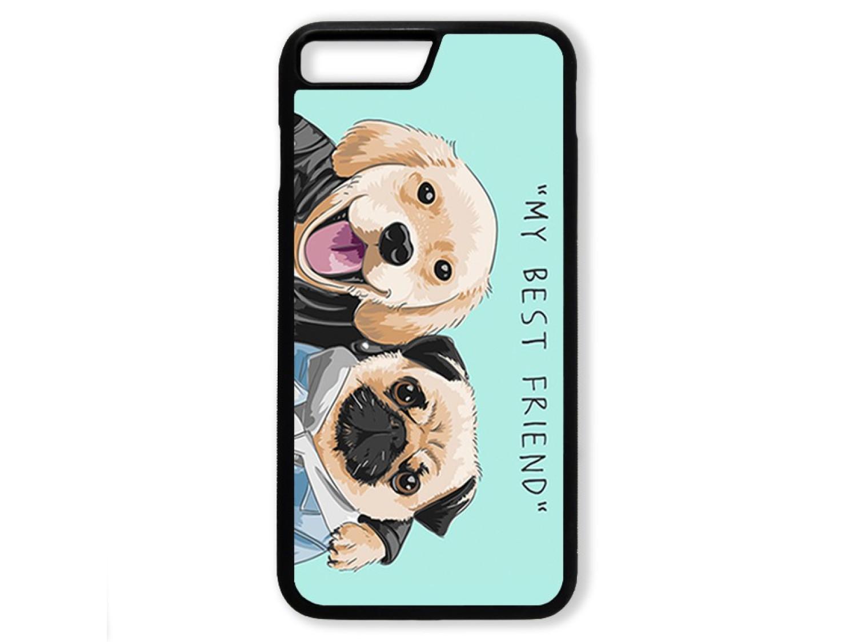 Чехол для Iphone 8+ Лучшие друзья