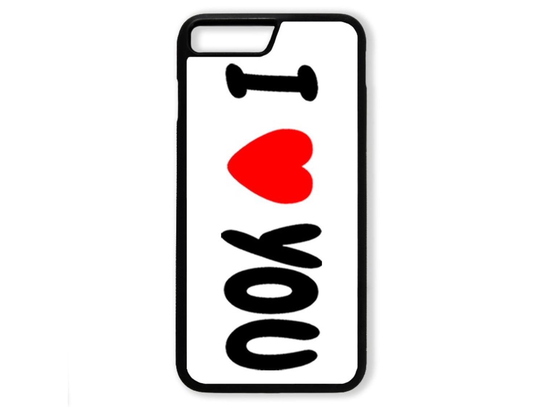 Чехол для Iphone 7+ Я люблю тебя