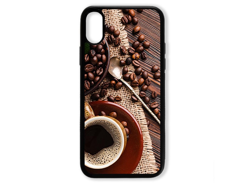 Чехол для Iphone X Кофе