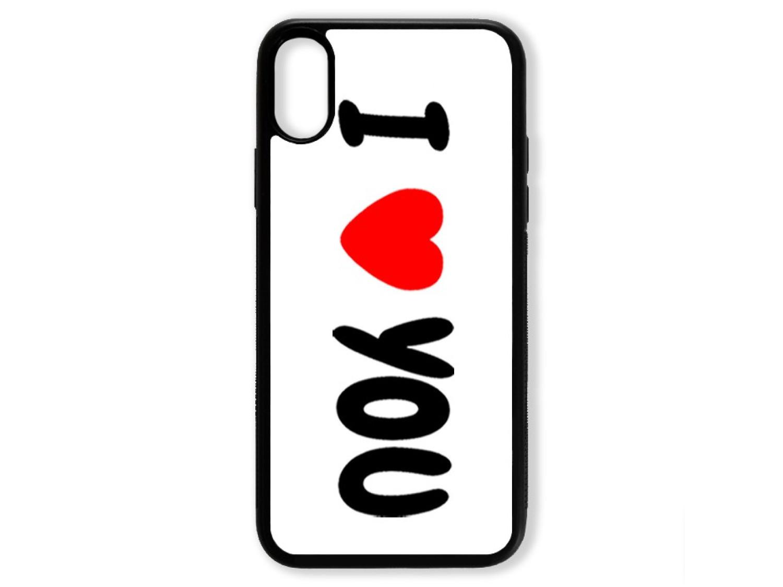 Чехол для Iphone XS Я люблю тебя