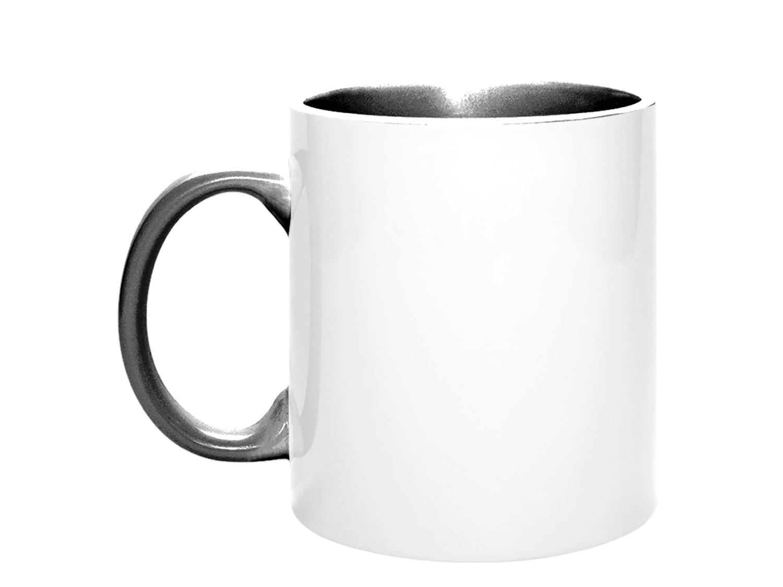 Кружка белая с индивидуальным дизайном